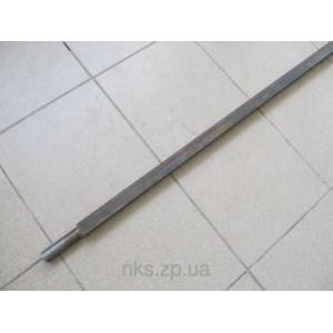 Ось режущего узла 1500 мм ЛДГ-10.